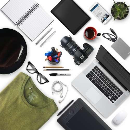 Camera Iphone Macbook Pro Macbook Mockup Business