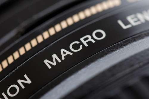 Camera Lens Photography Macro Photograph Black