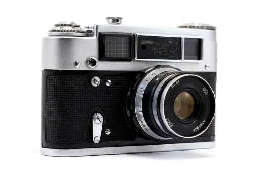 Camera Lens Old Vintage Retro Foto