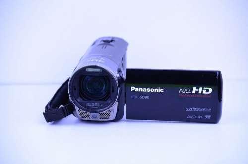 Camera Panasonic Video Objective Cut Microphone
