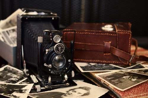 Camera Old Antique Voigtlander Nostalgia