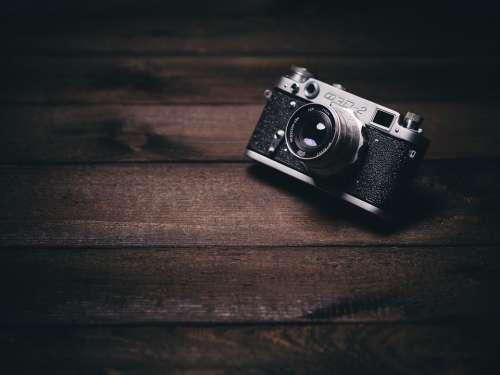 Camera Vintage Retro Old Photography Equipment