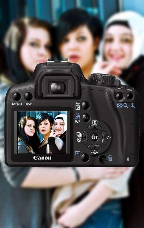 Camera Photography Human Photo Photographer Canon