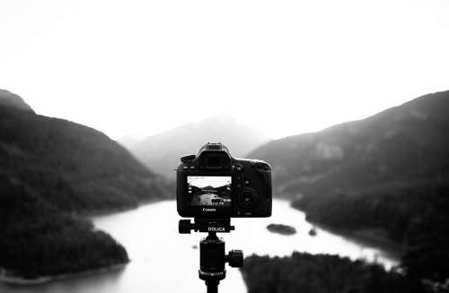 Camera Photography Landscape Photo Equipment