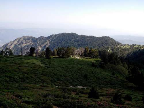 Canigou Mountain Hiking