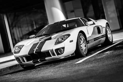 Car Supercar Gt Ford Speed Power Auto Race