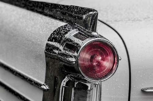Car Back Light Vehicle Transportation Automobile