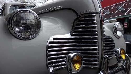 Car Vintage 1950S Classic