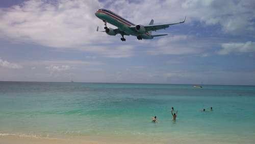 Caribs Saint-Martin Beach