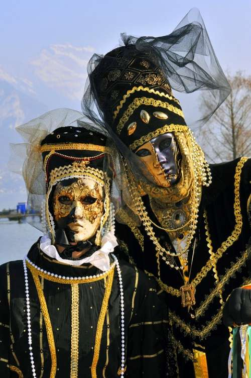 Carnival Venice Mask Venetian