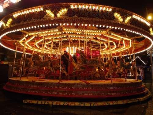 Carousel For Joy Nice Night View