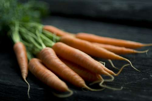 Carrot Food Fresh Vegetable Raw Ingredient Root