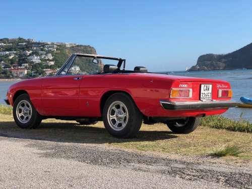 Cars Classic Vintage Italian