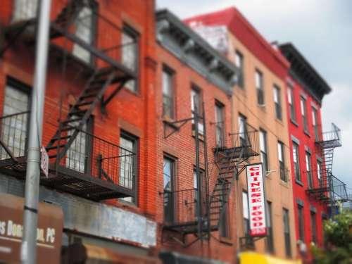 Casas Nueva York Household Design Architecture