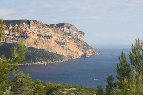 Cassis Provence Cap Canaille France