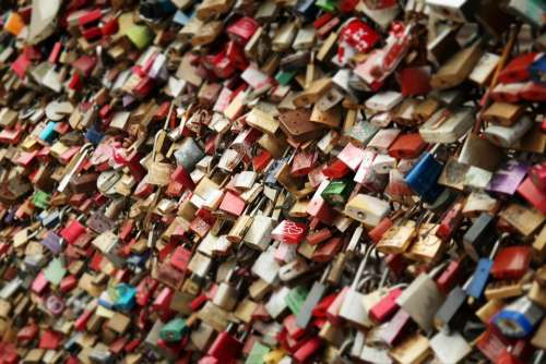 Castle Love Love Locks Loyalty Padlocks Promise