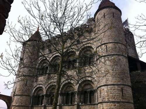 Castle Ghent Gent