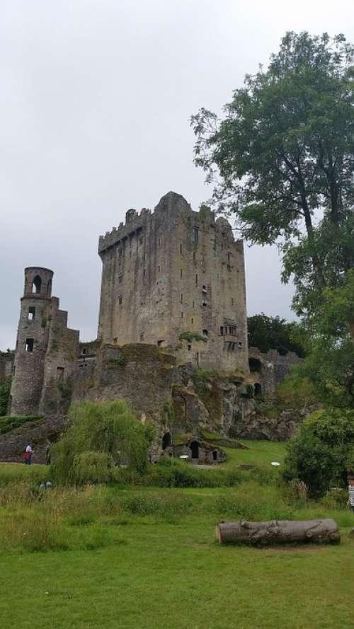 Castle Ireland Cork Blarney Irish Architecture