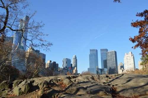 Central Park New York United States