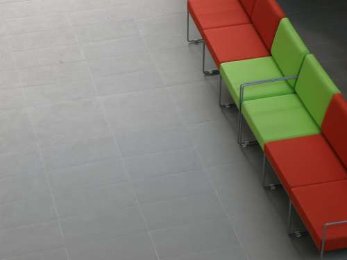 Chair Colors Concrete Floor Modern Furniture
