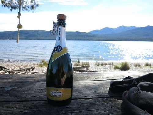 Champagne Lake Serenity