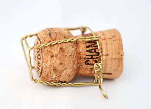 Champagne Cork Luxury Drink Benefit From Noble