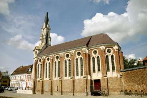 Chapel Beaudelle Religion Monument Church Building