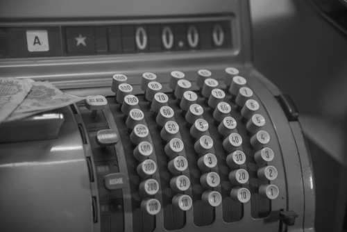 Checkout Retro Antique Cash Machines Dm Pay