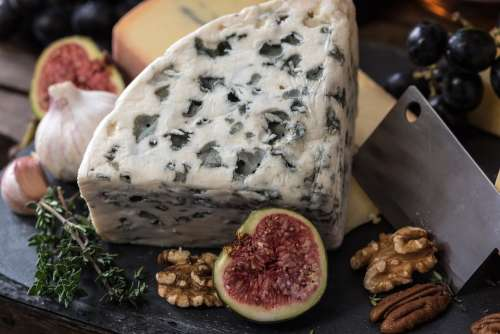 Cheese Food Fresh Dinner French Figs