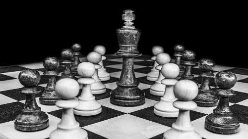 Chess King Chess Pieces Chess Board Chess Game