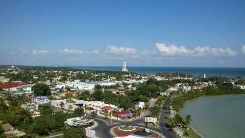Chetumal Quintana Roo Bay