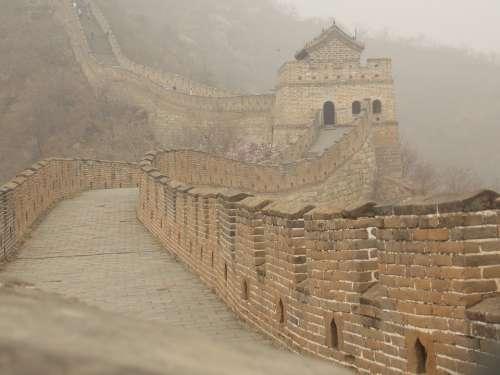 Chinese Wall China History