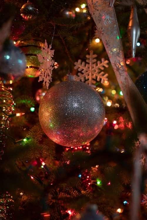 Christmas Christmas Lights Ornaments