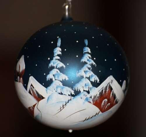Christmas Bauble Christmas Decoration