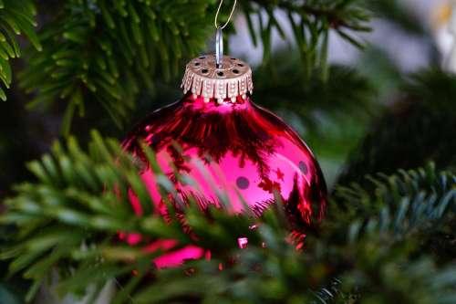 Christmas Ornament Bauble Ball Christmas Ornaments