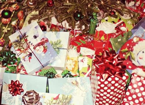 Christmas Presents Christmas Gifts Christmas Holiday