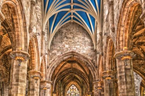Church Cathedral Architecture Historically