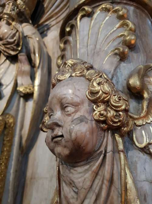 Church Marble Architecture Religion Old Faith