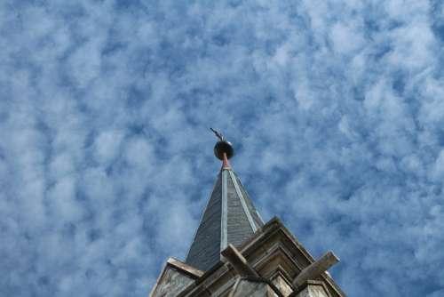 Church Cathedral San Carlos De Bariloche Impose
