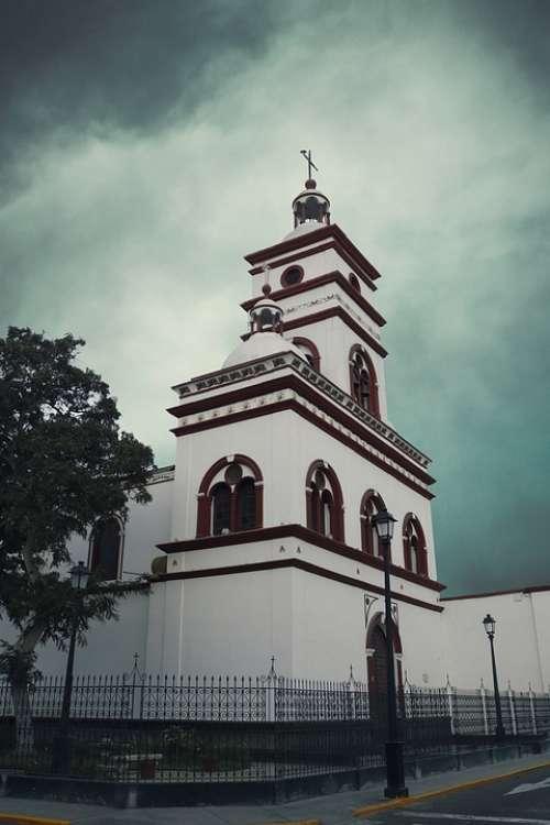 Church Temple Architecture Religion Historical St