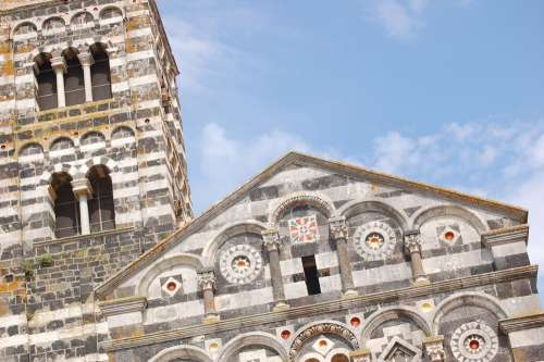 Church History Architecture Sunny Spiritual