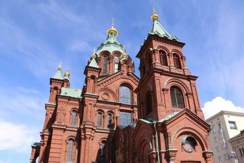 Church Sweden Architecture Building Architectural