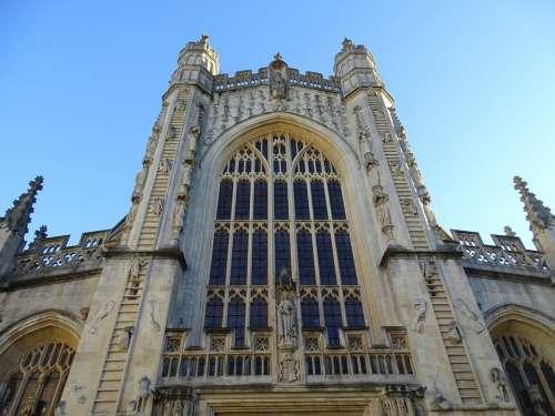 Church England United Kingdom Architecture