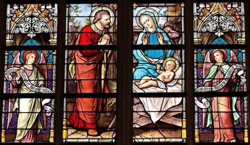 Church Window Window Church Stained Glass Glass