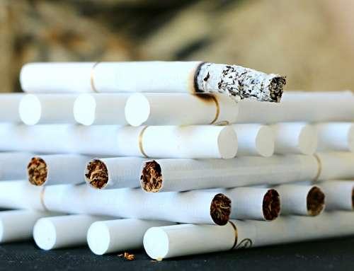 Cigarette Smoking Ash Tobacco