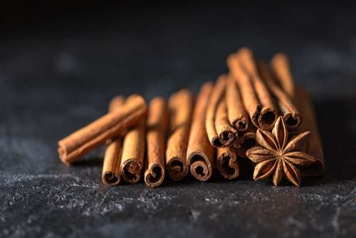 Cinnamon Aroma Spices Condiments Flavoring Flavor