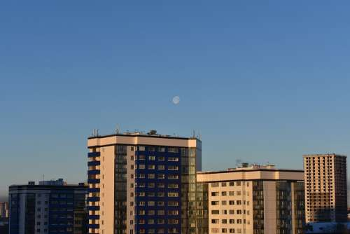 City Development At Home Residential Winter Moon