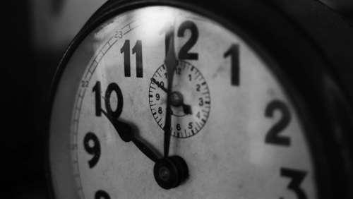 Clock Alarm Alarm Clock Dial Time Old Vintage