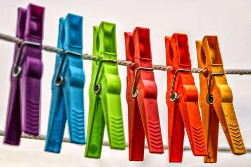 Clothespins Leash Clothes Line Clothes Peg Hang