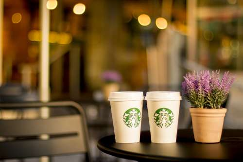 Coffee Cafe Tea Lifestyle Chain Starbucks